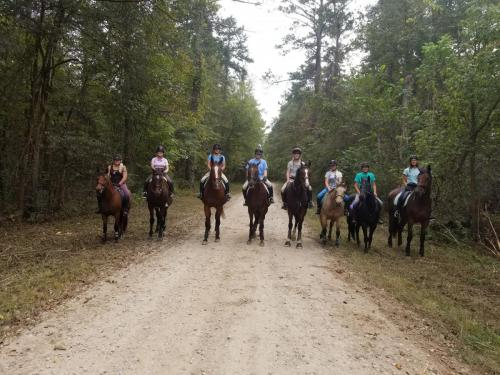 CMF TN River Trail Ride